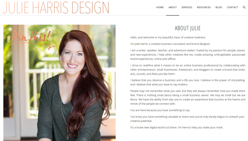 Julie Harris - Julieharrisdesign.com