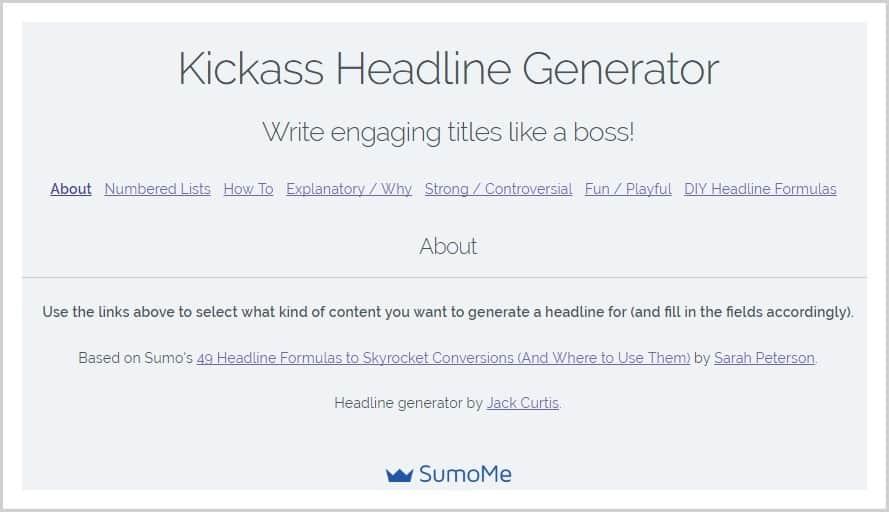 story title generator based on keywords