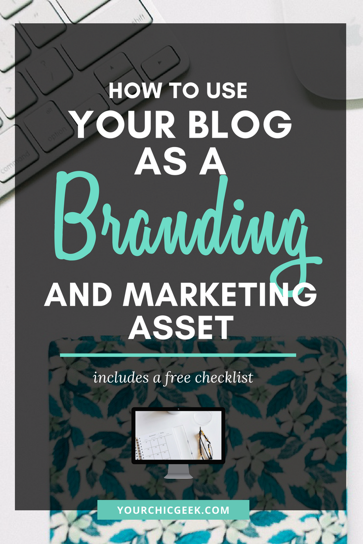 Blogging to Brand Yourself and Build Your Personal Brand