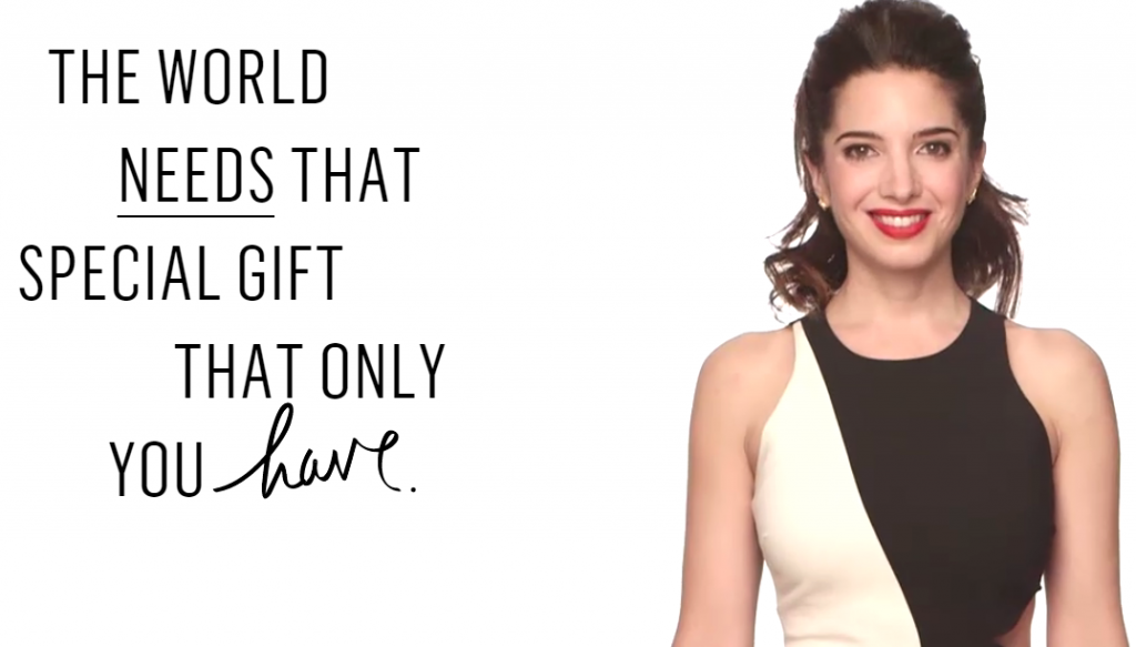 MarieForleo.com's Website