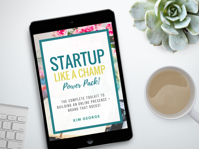 Startup Like a CHAMP Power Pack