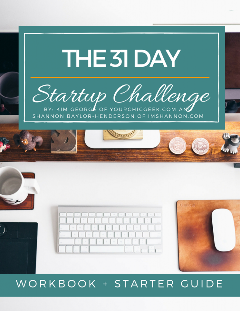 31 Day Startup Workbook - 1 (Createspace Copy)