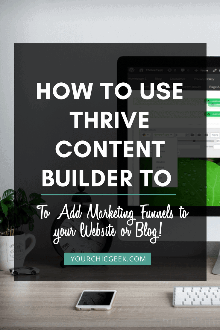 How to Use Thrive Content Builder