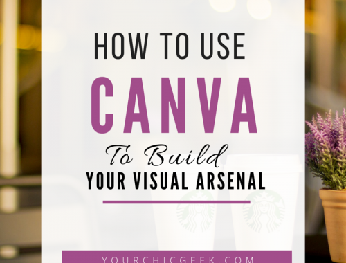 How to Use Canva To Create Graphics (2)