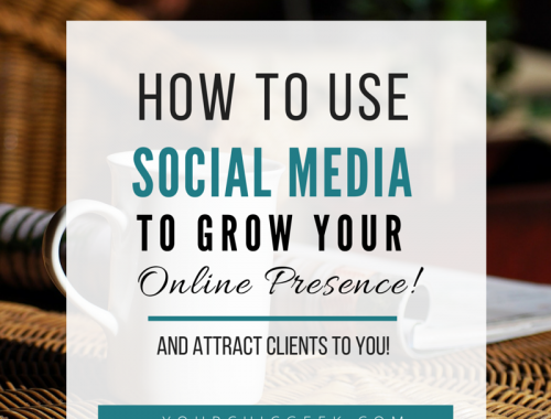 How to Use Social Media Networks to Grow Your Online Presence