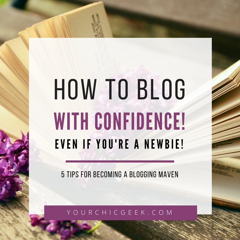Overcoming the Fear of Blogging