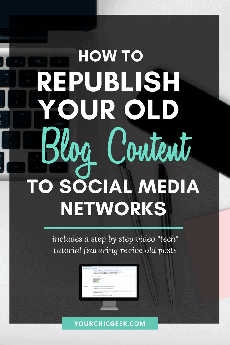 How to Republish Old Blog Content to Social Media (On Autopilot)