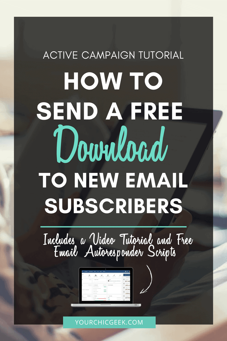 How to Send a File to New Subscribers