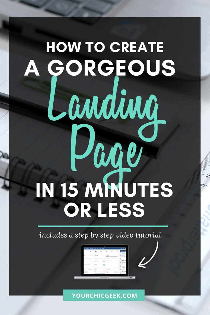 How to Create a Landing Page