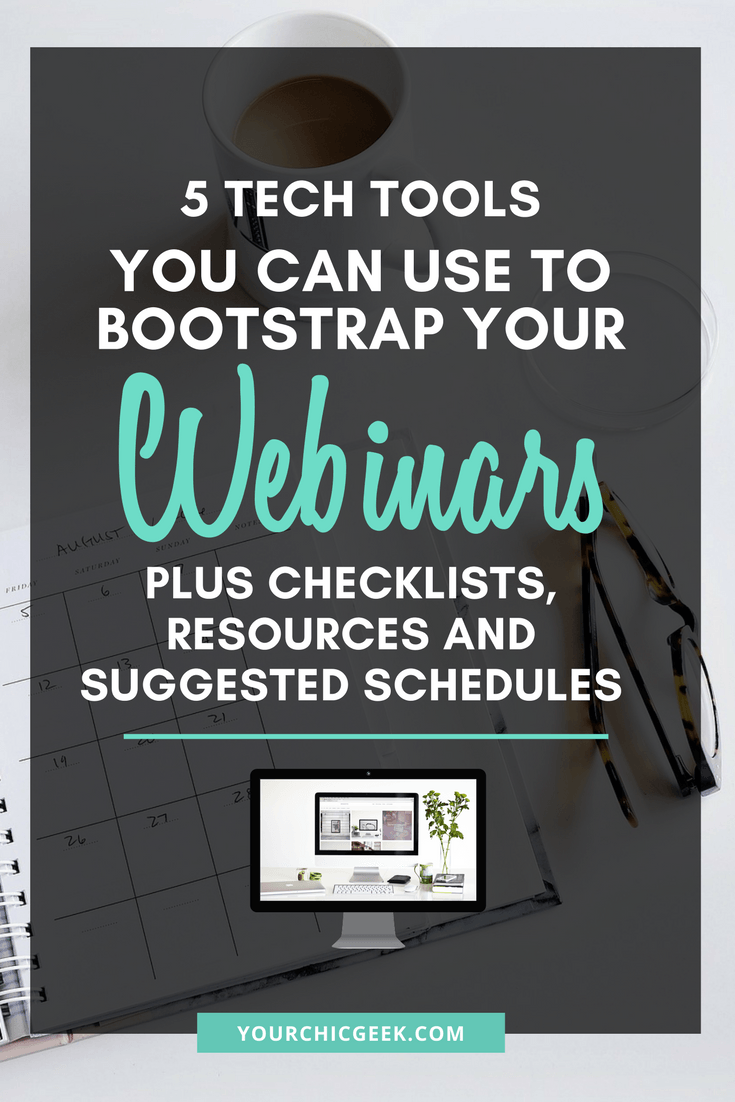 Webinar Tools and Tips for Newbies