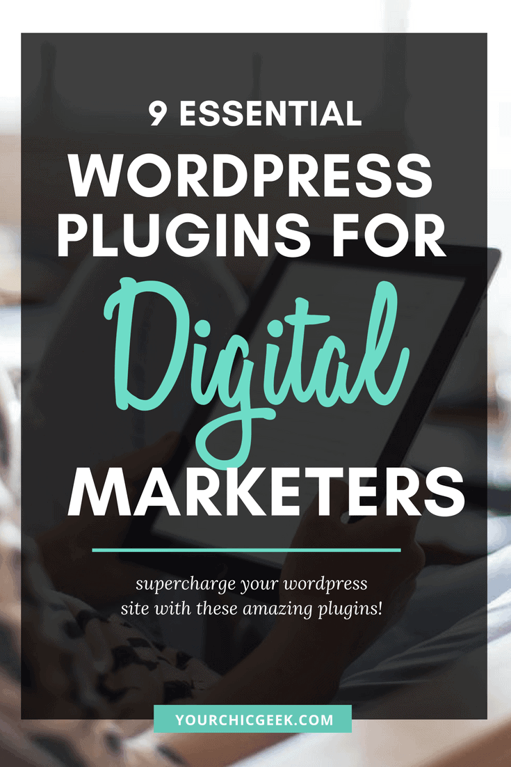 Wordpress Plugins for Bloggers and Digital Marketers
