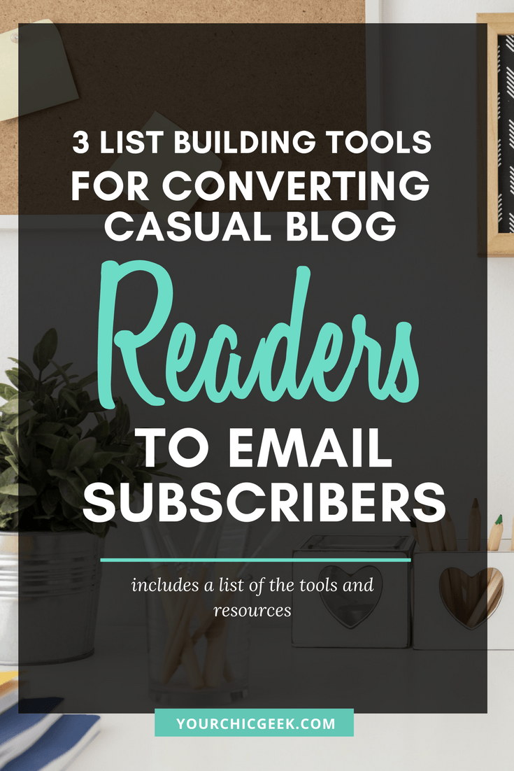 List Building Tips and Tools for Bloggers and Digital Marketers