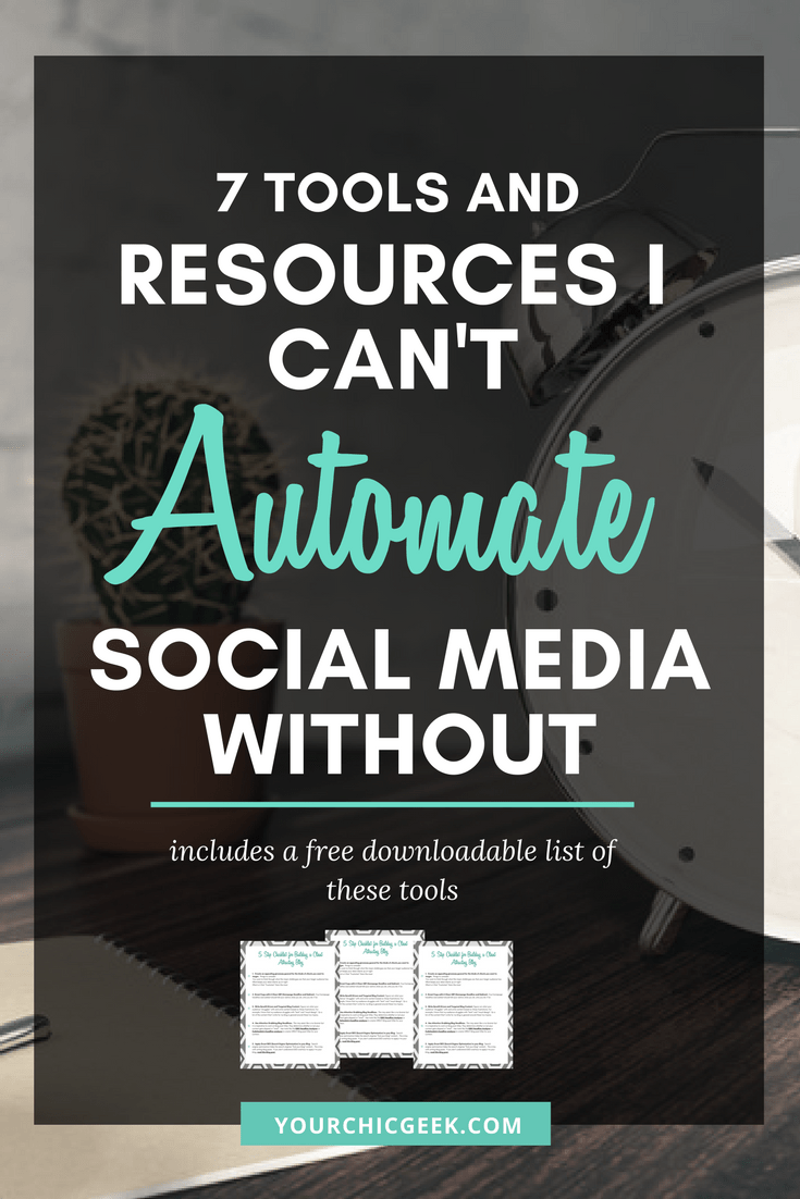 Social Media Automation Tools and Resources