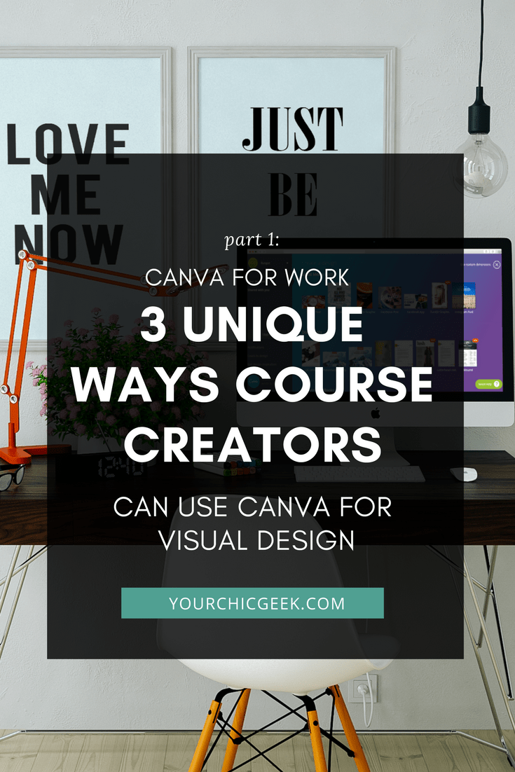 Canva for Work 3 Unique Ways Course Creators Can Use Canva