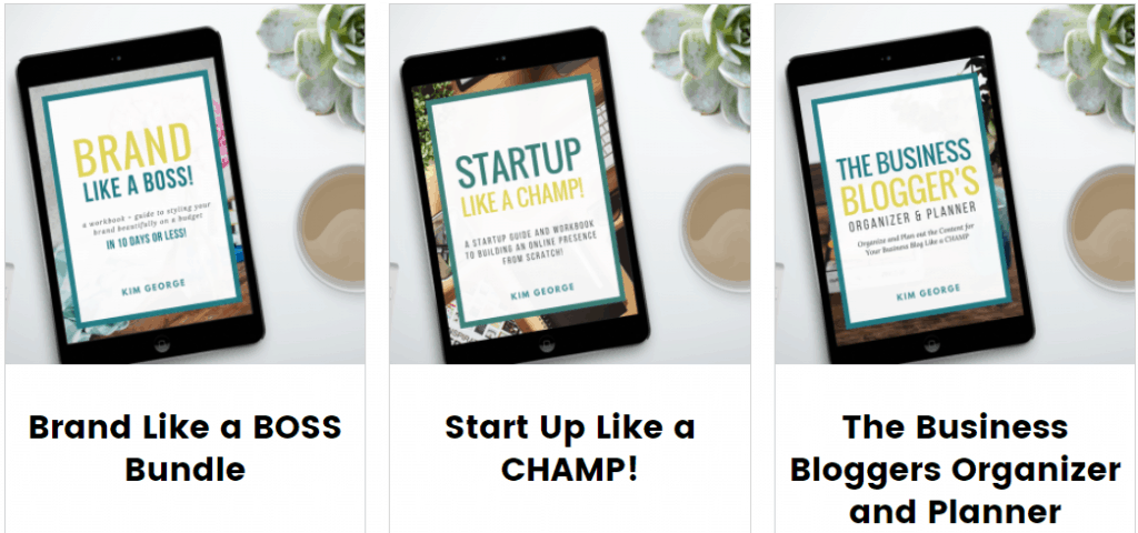 YCG Workbook Templates Designed with Canva for Work