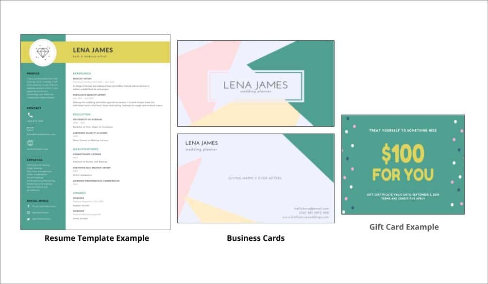 Canva to Design Print Materials