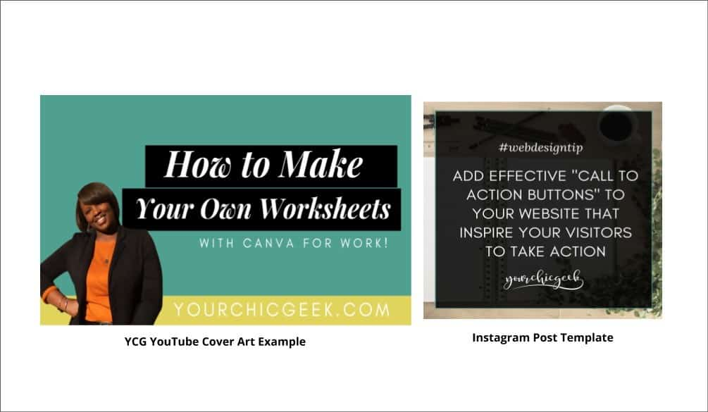 Canva for Social Media Marketing