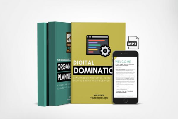 Digital Domination Bundle