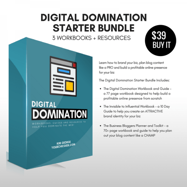 Digital Marketing Starter Kit