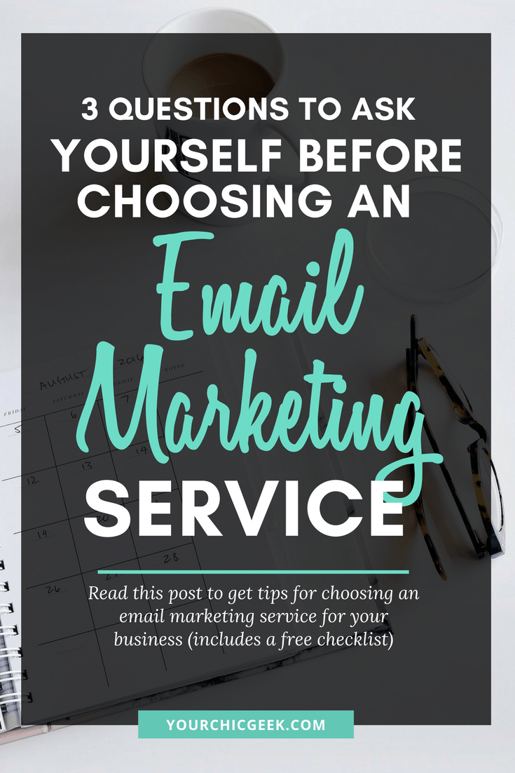 Choosing an Email Marketing Service for your Business