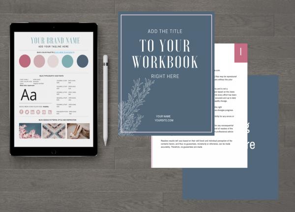 Blog and Website Branding Kit