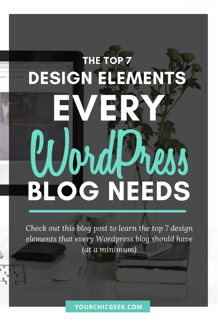 Wordpress Blog Design and Branding Ideas