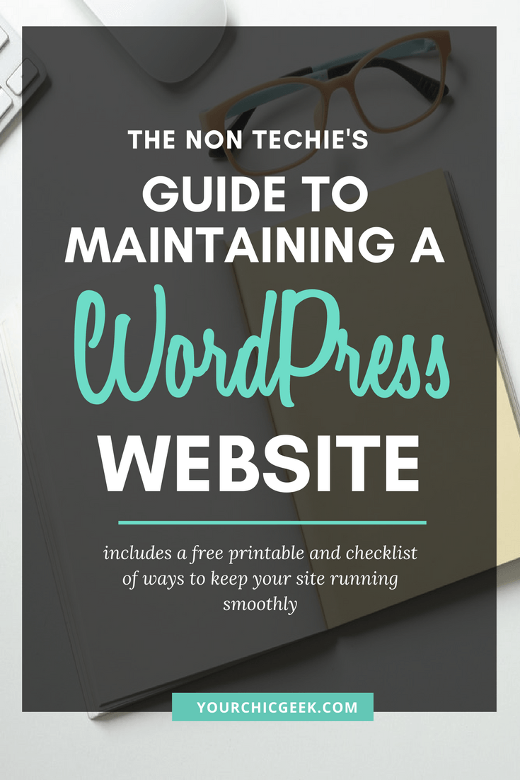 Wordpress Maintenance Tricks and Tips for Maintaining a WordPress Website