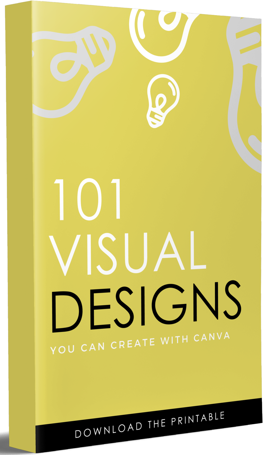 image about Printable Graphics identify How toward Employ Canva: 101 EPIC Plans By yourself Can Build (Contains