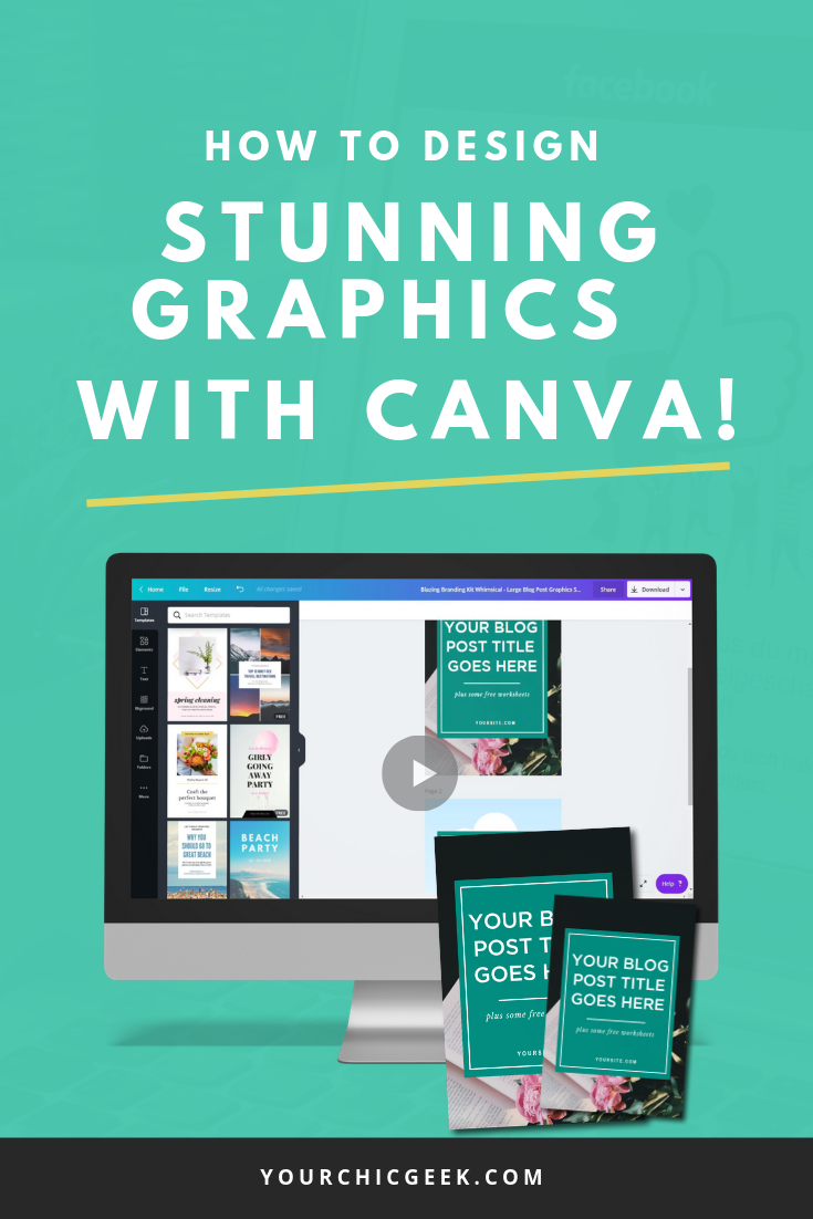 How to Design Stunning Graphics with Canva