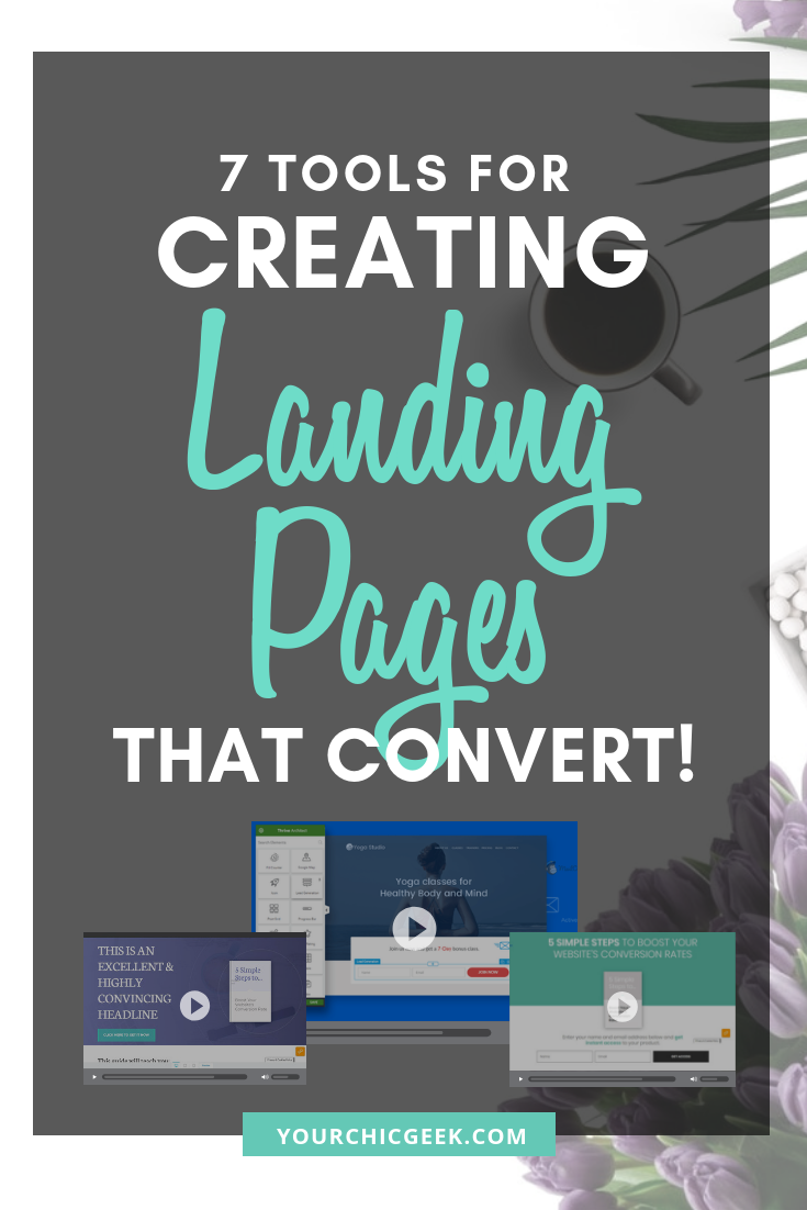 Landing Page Design that Converts