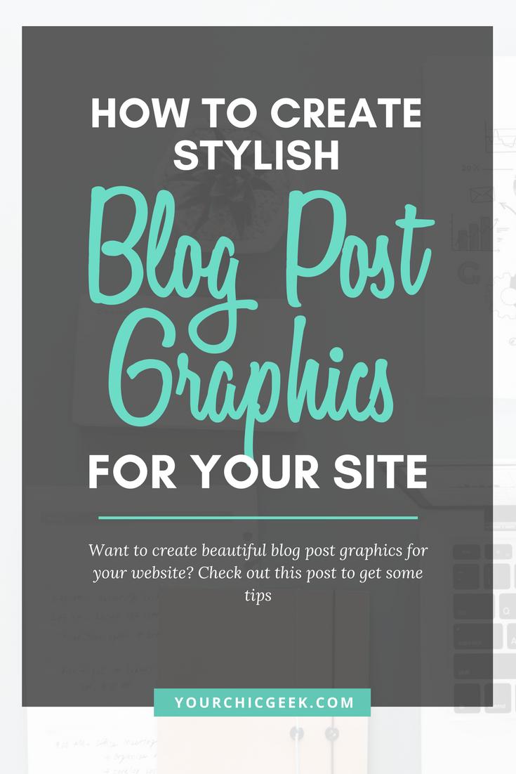 Blog Post Graphic Design