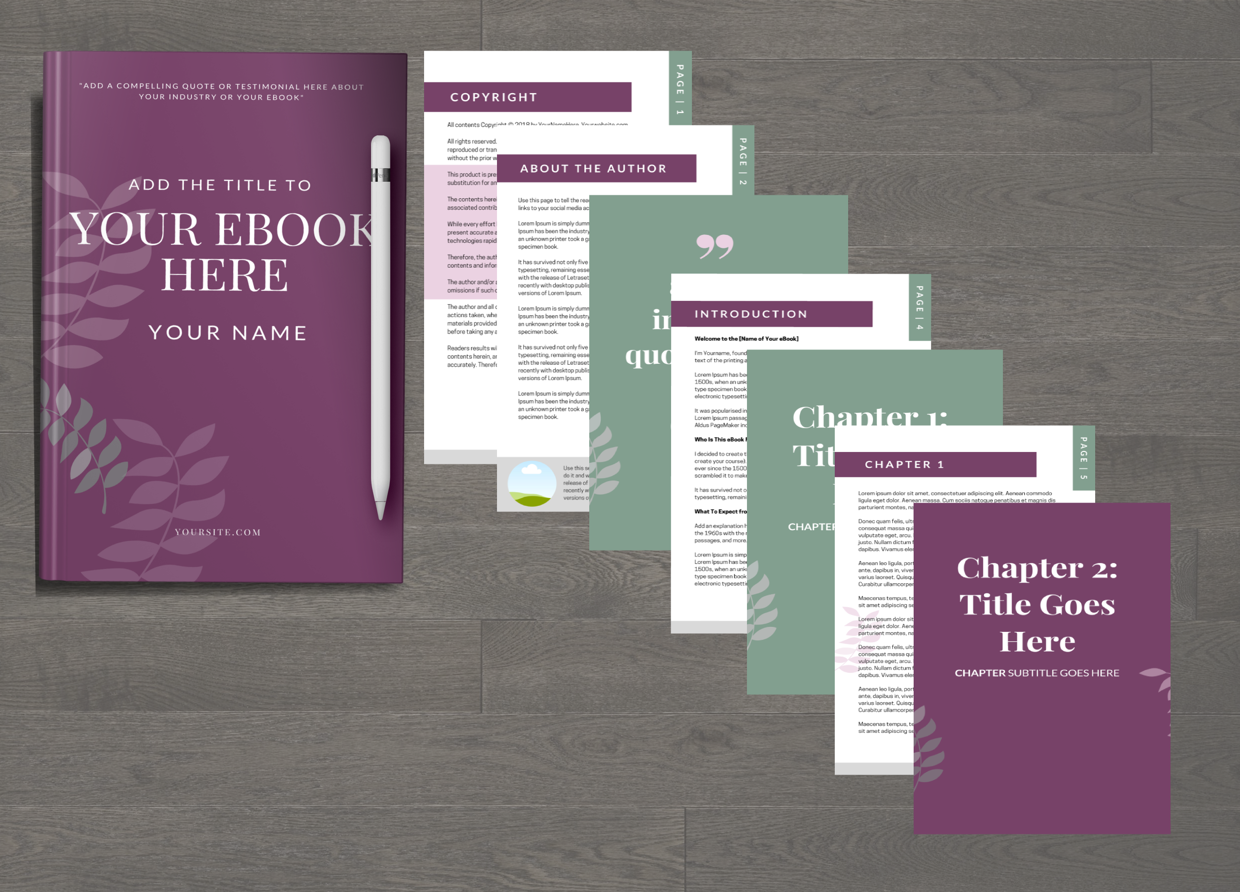 Shades of Magenta eBook