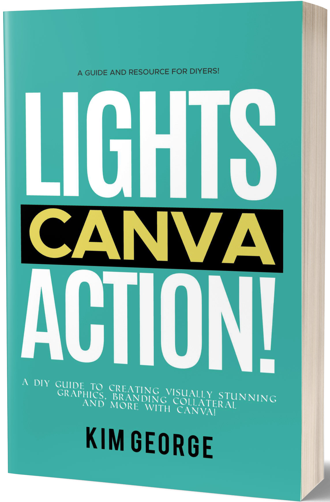 Lights Canva Action eBook and Guide