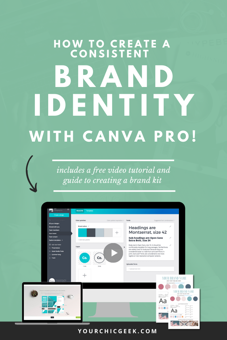 Canva Brand Kit