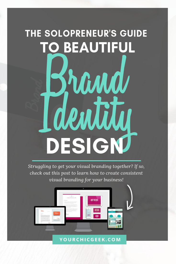How to Create a Brand Identity Design