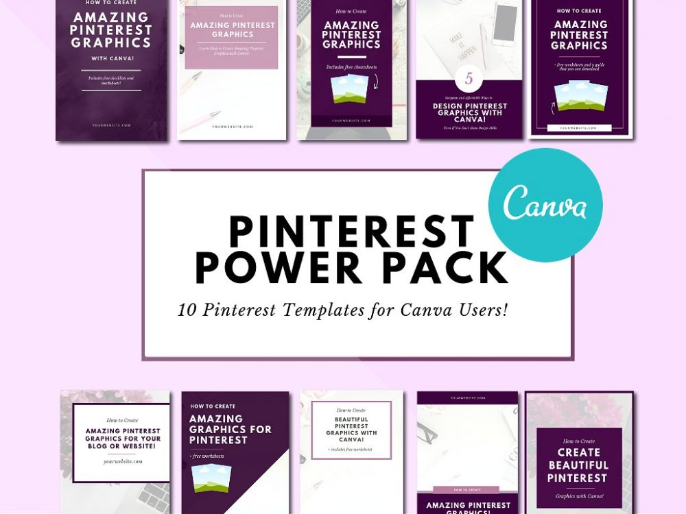 create pins for pinterest with ease