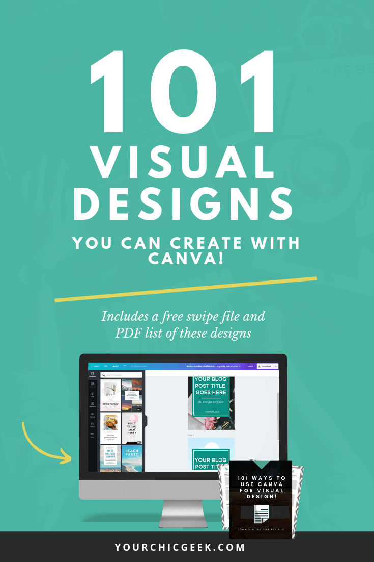 Canva Graphic Design Ideas and Tips
