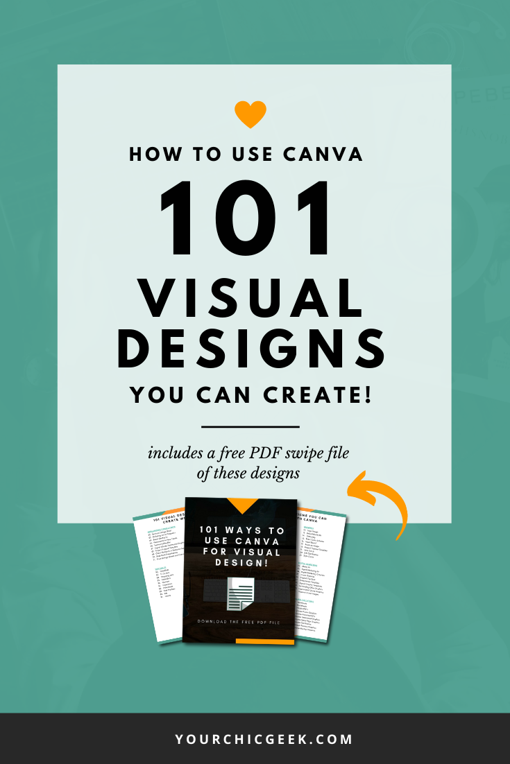 How to Use Canva 101 Designs You Can Create