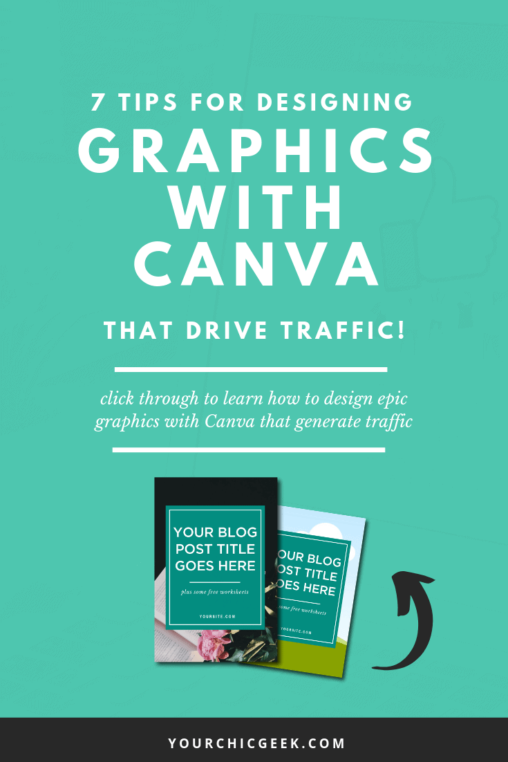 7 EPIC Canva Graphic Design Tips that [Drive Traffic