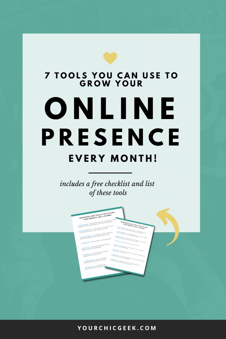 grow your brand and online presence