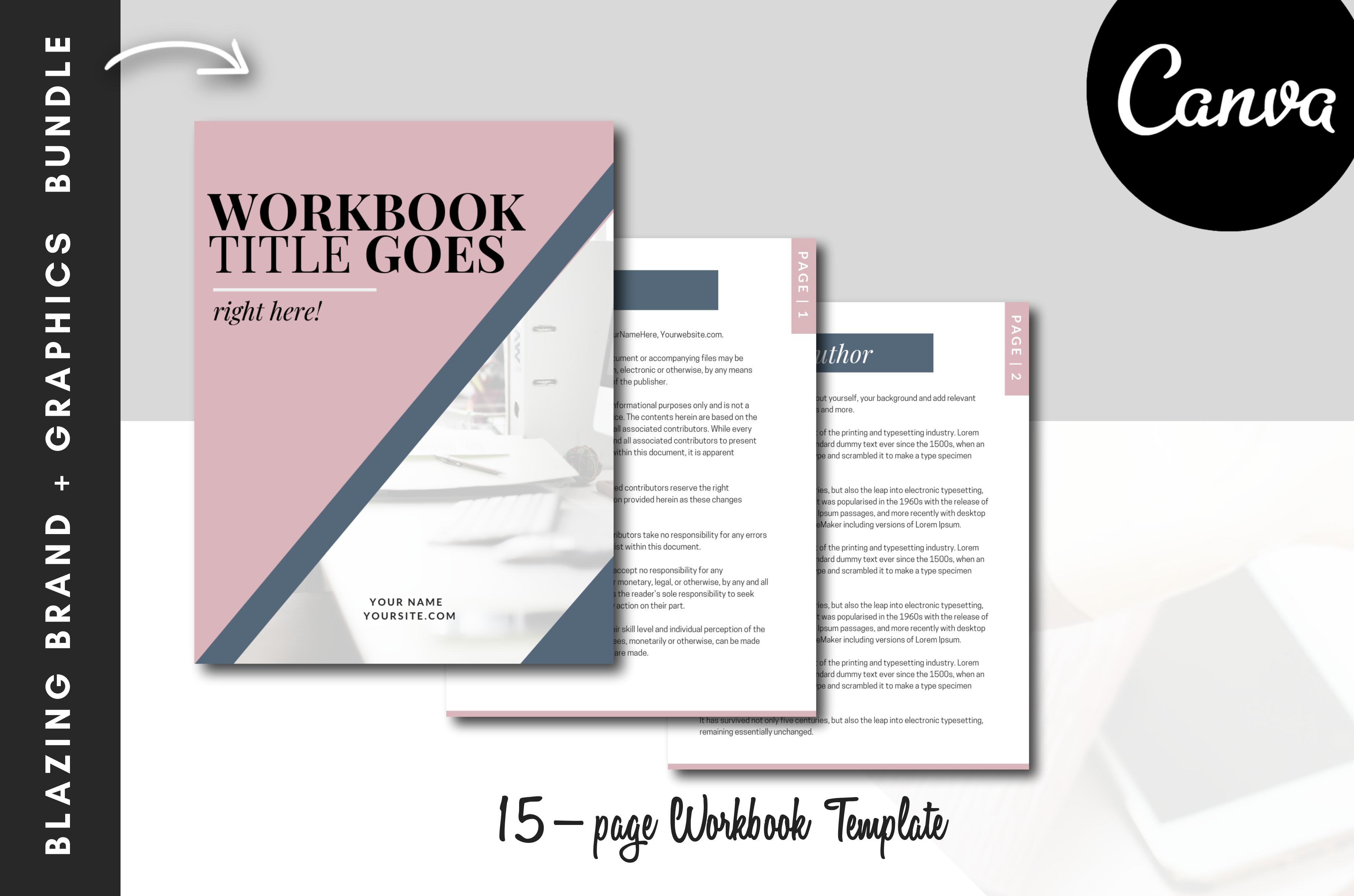 Blazing Graphics Kit (60+ Ready Made Blog & Social Media Marketing  Templates)