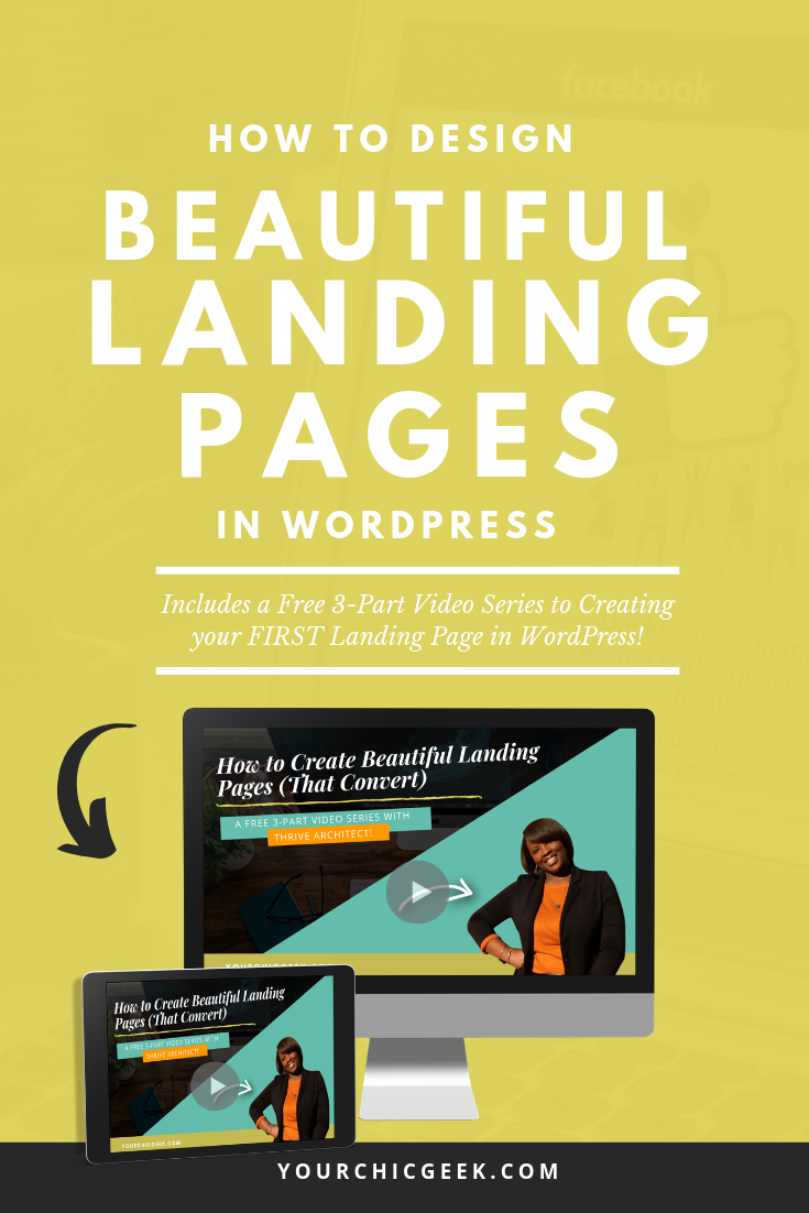 How to Create a Landing Page in WordPress A Thrive Architect Review 2018