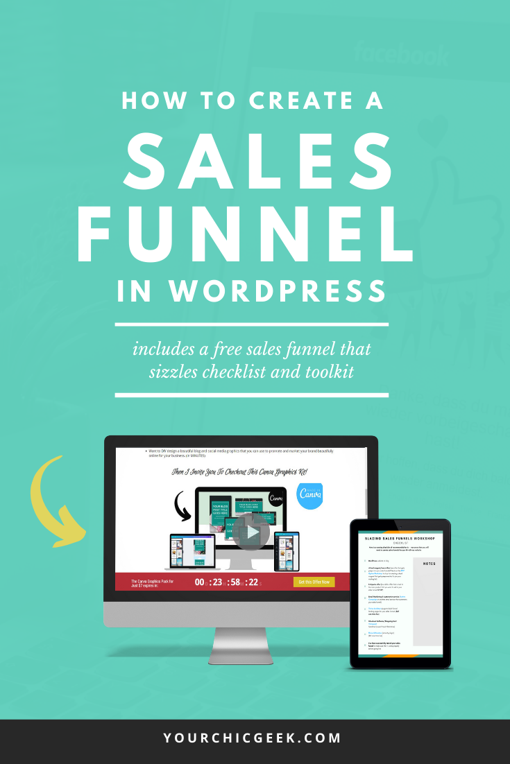 How to Create a Sales Funne in WordPress