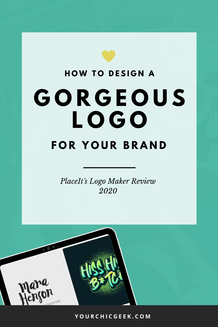 How to Design a Logo with PlaceIt's Logo Maker
