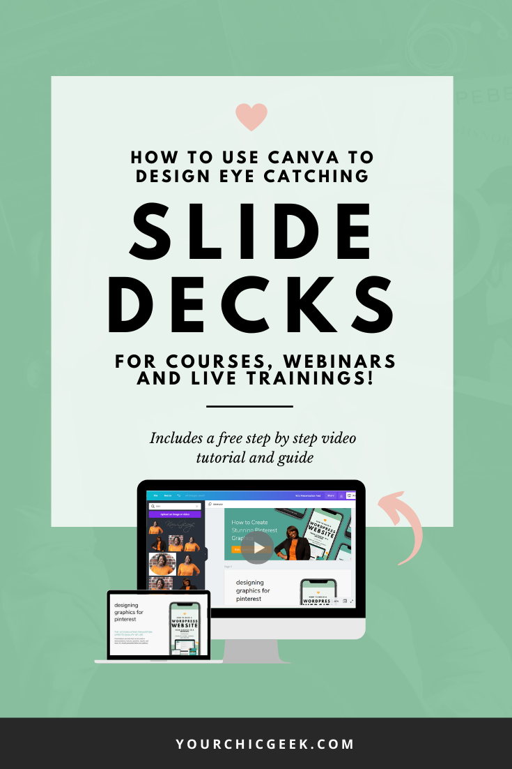 How to Design Slide Presentations with Canva