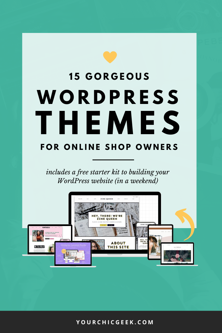 Best wordpress themes for shop owners 2021